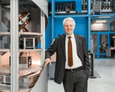 Claus Lämmerzahl, Director Space Science at ZARM, University of Bremen