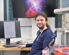 Dr. Norman Gürlebeck vom Zentrum für angewandte Raumfahrttechnologie und Mikrogravitation (ZARM), Universität Bremen. Quelle: ZARM